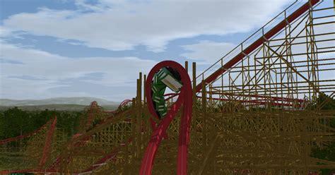 theme park exles nl2 the boss rmc conversion theme park review