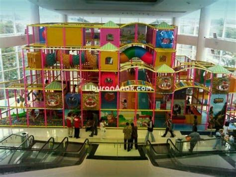 ace hardware mall alam sutera the living world giant indoor playground kids holiday