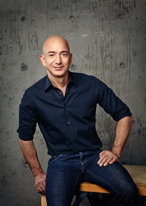 amazon owner name jeff bezos biography