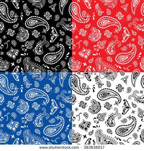 bandana pattern ai bandana pattern free vector 4vector