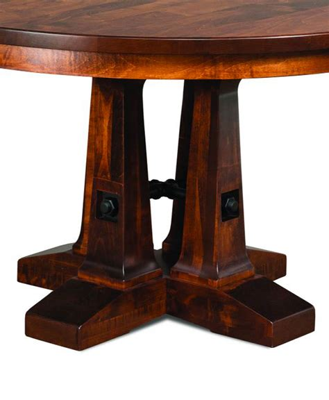 vienna dining table amish direct furniture