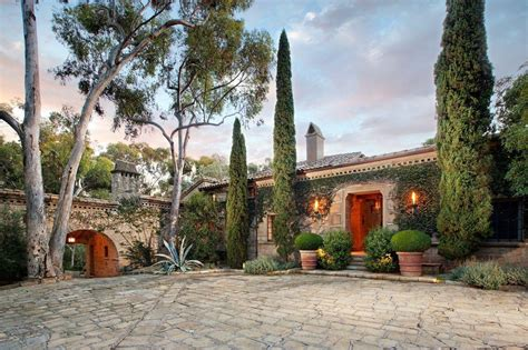 Vintage Ranch House Plans by Visiting Santa Barbara Home To The Rich And Famous