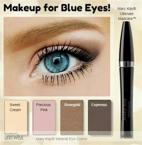 8 Eyecatching Coloured Mascaras by 1000 Ideas About Blue On Makeup For Blue