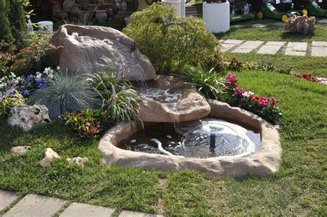 fontane da giardino obi decorazione giardino da fontane