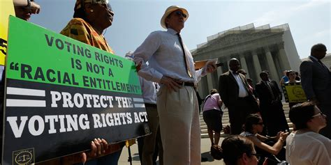 section 5 of voting rights act needed freedom summer 2014 robert kuttner