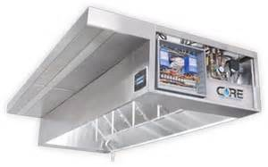 Commercial Kitchen Exhaust Hood Design electrical controls