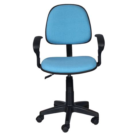 office chair carmen 6012 light blue price 30 56 eur