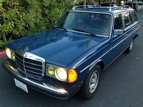 1984 Mercedes 300td Wagon by Find Used 1984 Mercedes 300td Turbodiesel Station