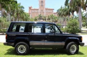 Isuzu Trooper Ii For Sale 1990 Isuzu Trooper Ii For Sale Photos Technical