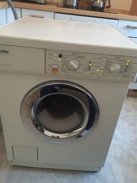 Waschmaschine Und Trockner In Einem Gerät 12 by Waschtrockner Miele Kaufen Gebraucht Und G 252 Nstig