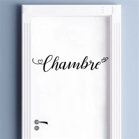 stickers porte chambre sticker porte chambre amoureuse stickers f 234 tes stickers