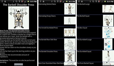 Build A House Plan Best Android Apps For Strength Training And Weight Lifting