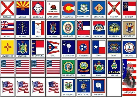 flags of the world united states american state flags best of the best lazer horse