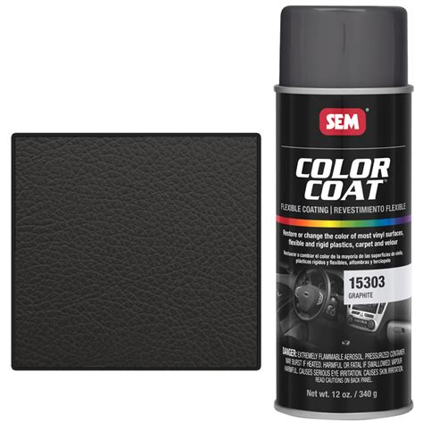 sem color coat sem 15303 graphite color coat vinyl paint