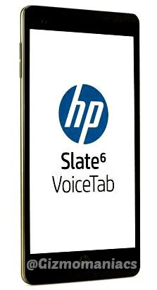 Hp Huawei B199 hp slate 6 7 voice tab android based tablets by hp gizmomaniacs