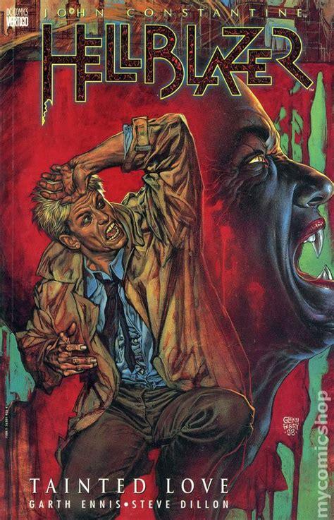 Dc Comics Hellblazer 64 hellblazer tainted tpb 1998 dc vertigo