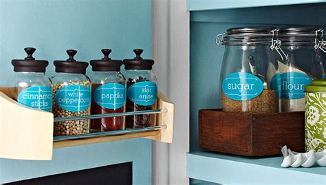 kitchen pantry jar labels