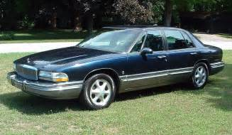 1992 Buick Park Ave 1992 Buick Park Avenue 4 Dr Ultra Supercharged Sedan 1992
