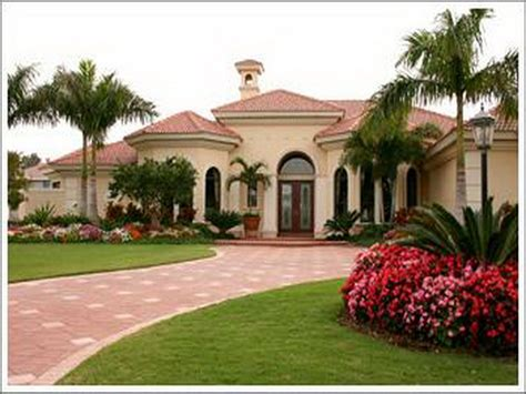 mediterranean style homes mediterranean house plans to warm climate modern home