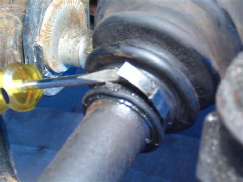 front lh inner cv boot leaking toyota 4runner forum