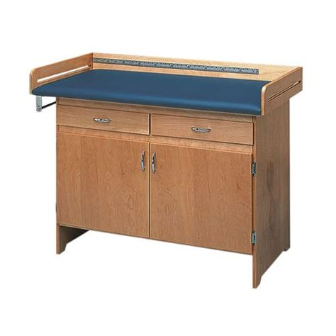 blue ridge table pediatric table blue ridge w50851pedbr bailey