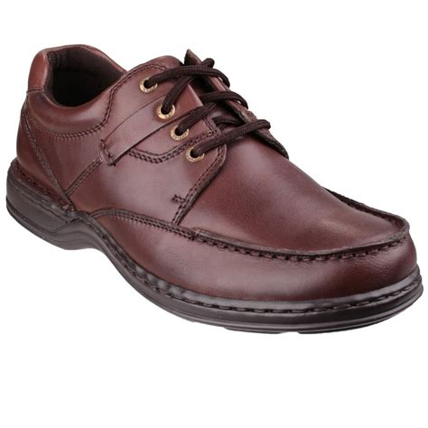 hush puppies randall mens casual lace up shoes from