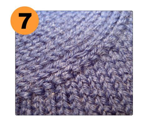 knit into back of next stitch techknitting a useful increase knit into the front knit