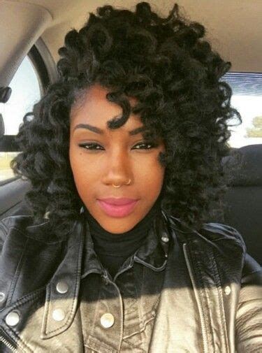 crochet track hair braids 164 twist natural hair protective style crochet