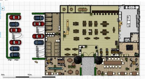 layout japanese restaurant sushi patio floor plan semester four project two and