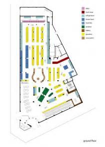 Supermarket Floor Plan Supermarket In Athens Klab Architecture Archdaily