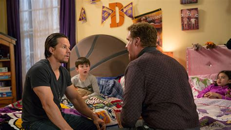 wahlberg and will ferrell talk s home collider