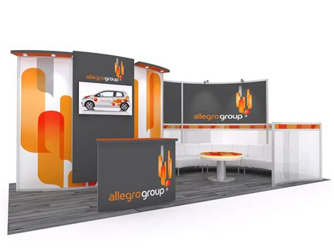 trade show booth design graphics exhibit design search vk 2979 inline display modern