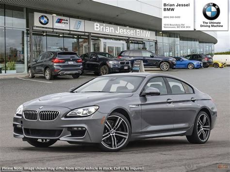 2019 Bmw 650i Xdrive Gran Coupe by 2019 Bmw 6 Series 650i Xdrive Gran Coupe New For Sale In