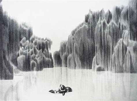 imagenes de paisajes lapiz fotos de paisajes a lapiz imagui
