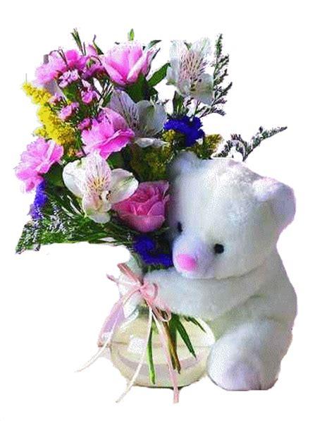 imagenes de rosas y peluches floreriabellaflor