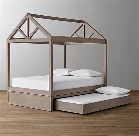 kids house bed 17 best ideas about bed with trundle on pinterest doll