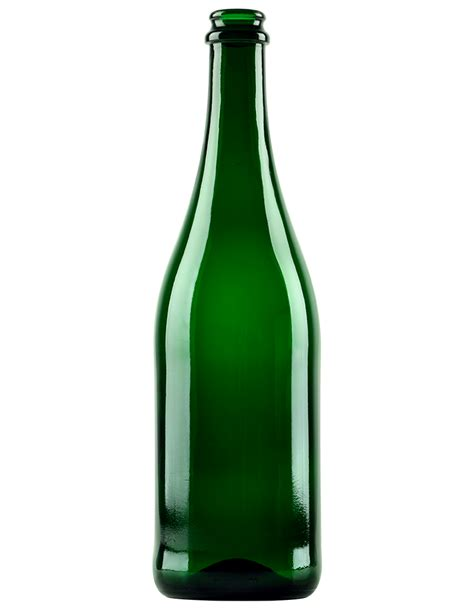 Green Bottles sparkling bottle 750 ml for cider united bottles packaging