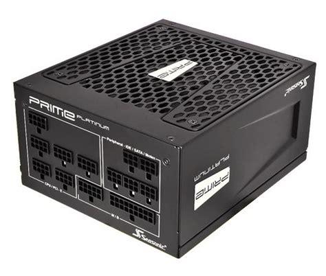 Seasonic Prime Ultra Platinum 1000pd 1000w Modular 80 Platinum seasonic prime 1000w 80 platinum ssr 1000pd t 225 pegys 233 g