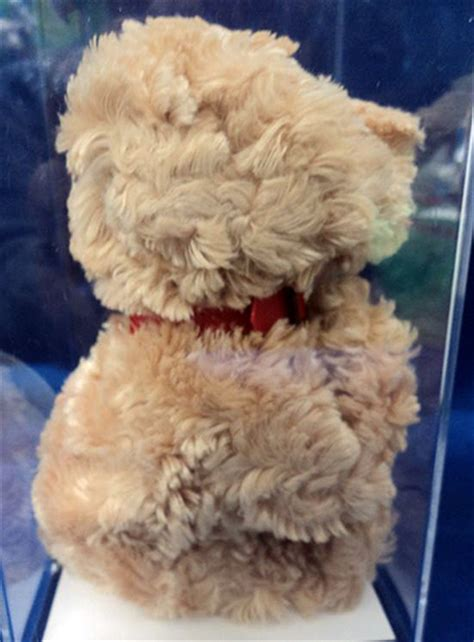 ty golden retriever golden retriever ty beanie baby prototype