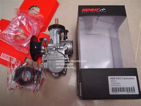 Karburator Koso Ksr Evo 28mm for sale brand new koso ksr evo 28mm motor parts