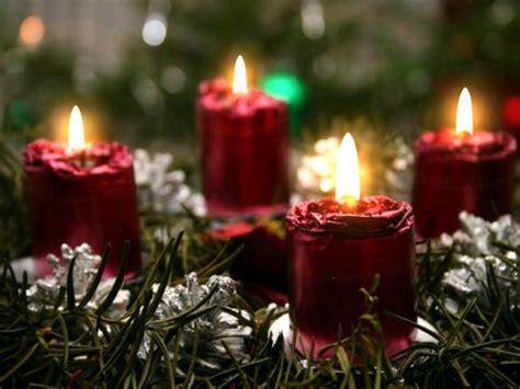 foto candele natalizie natale osp bambino gesu attenzione candele e