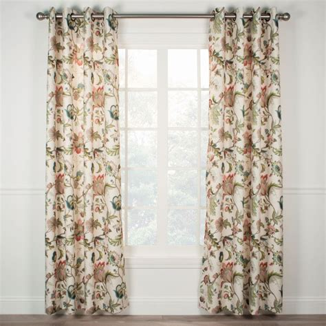 Lined Grommet Curtains with Ellis Brissac Lined Grommet Top Curtain Panel Panels Drapes Curtains