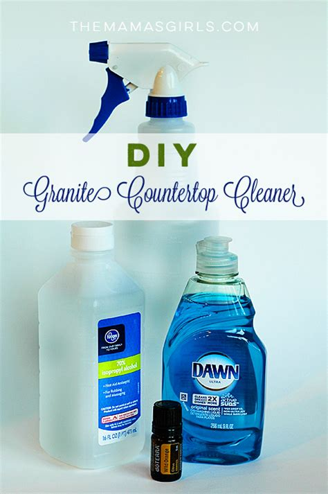 Countertop Cleaner And by Diy Granite Countertop Cleaner
