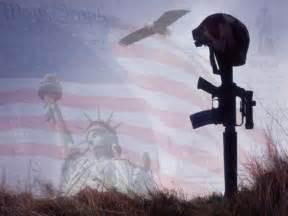 patriotic military veterans christian soldiers cross
