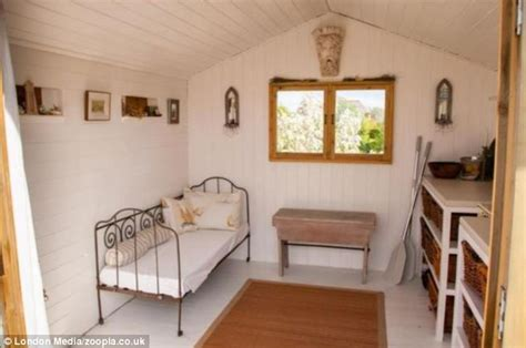 Small Space Storage Ideas Bathroom how beach huts are more popular than ever but don t have