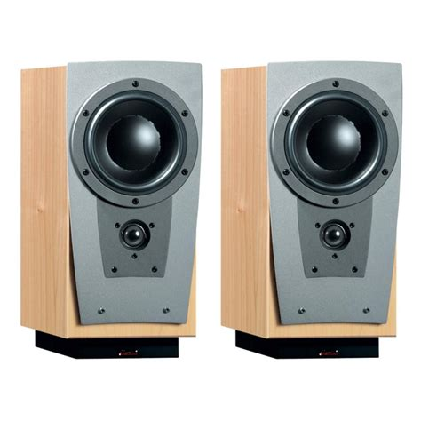 dynaudio contour s 1 4 bookshelf speakers maple the