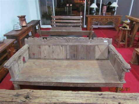 Meja Kayu Kelengkeng bangku antik kayu jati crown furniture indonesia