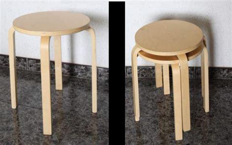 taburete madera ikea taburetes modelo frosta ikea muebles de segunda mano en