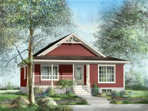 Small Cabin Floorplans by Cottage House Plans The House Plan Shop