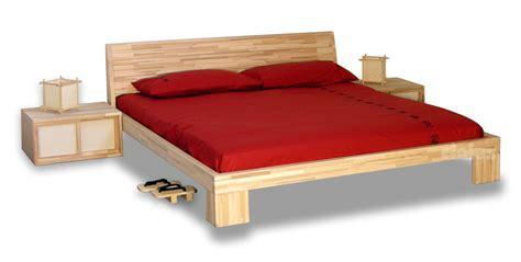 testata futon letto di cinius in legno massello anche con